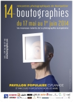Les Boutographies / Projection / 19 mai 2014 / Centre Rabelais, Montpellier, France