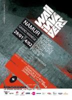 Wall Invaders / Phase B, magazine Aspëkt / Du 29 janvier au 4 février 2011 / Grand manège, Namur, Belgique