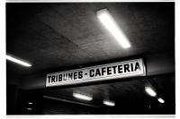 Parc des Sports de Charleroi, où ont lieu une partie des entraînements de la B.W.S. (Belgian Wrestling School).